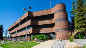 Spruce Grove Alberta City Hall